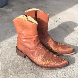 Other - Vintage Cowboy Boots